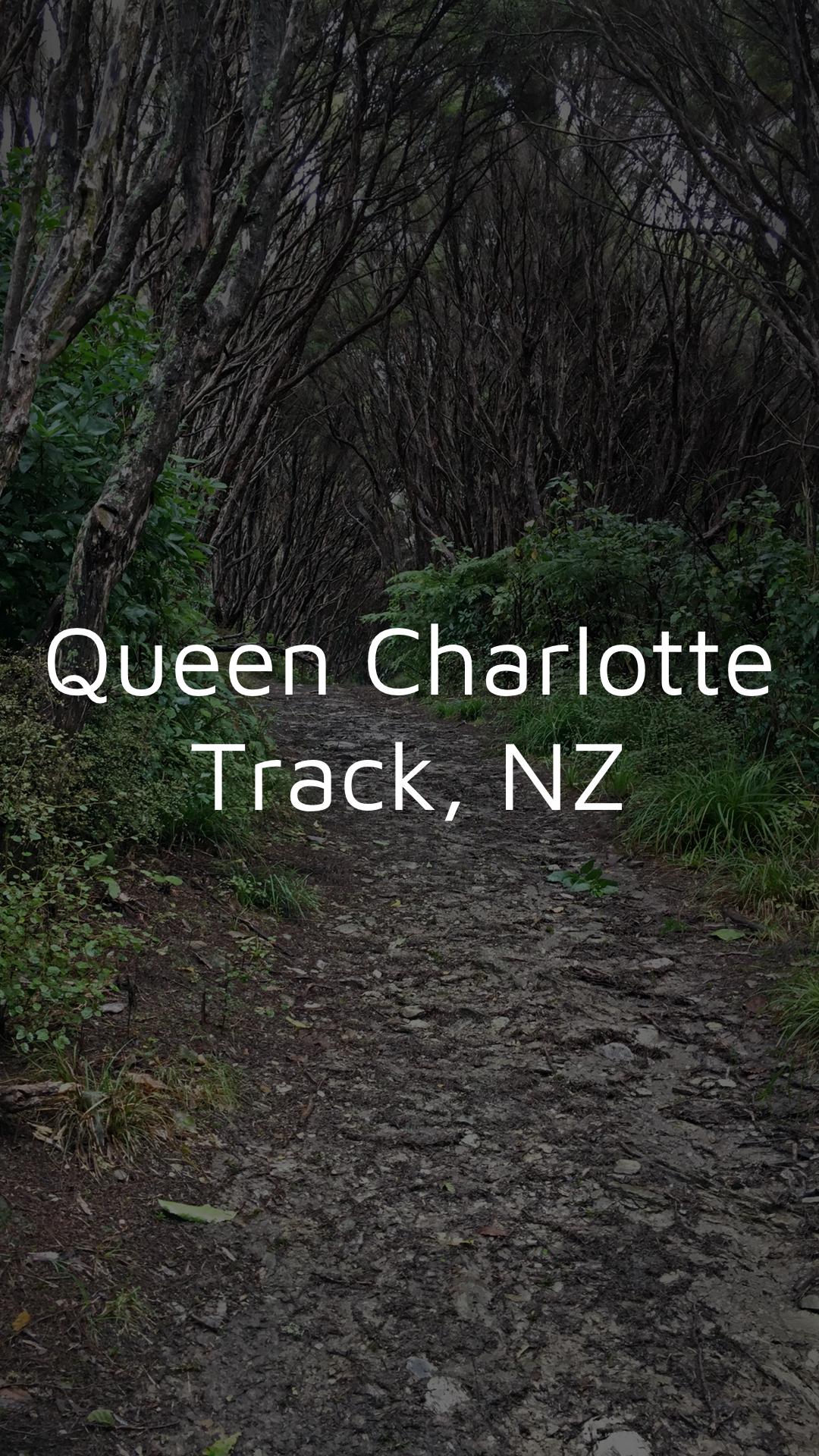 Queen Charlotte Track 1080x1920 Dark