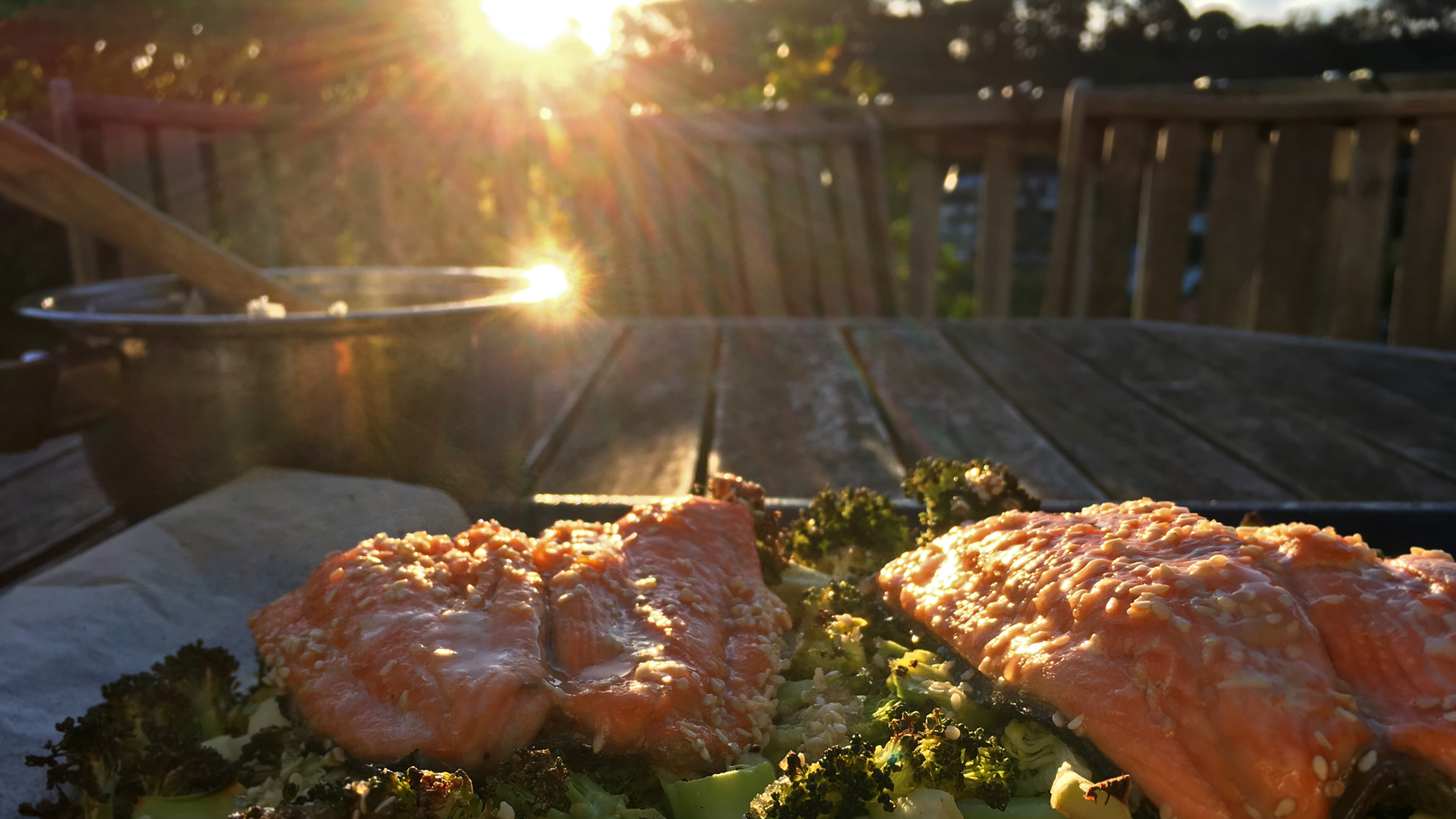 Salmon on Deck 1920x1080