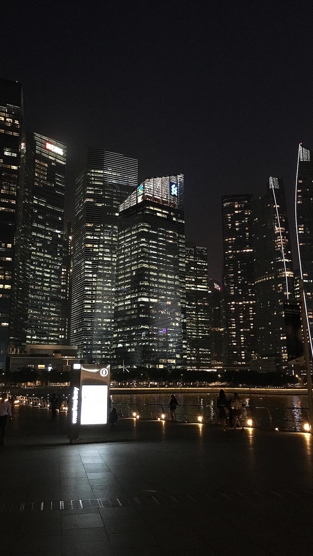 Singapore@night 1080x1920