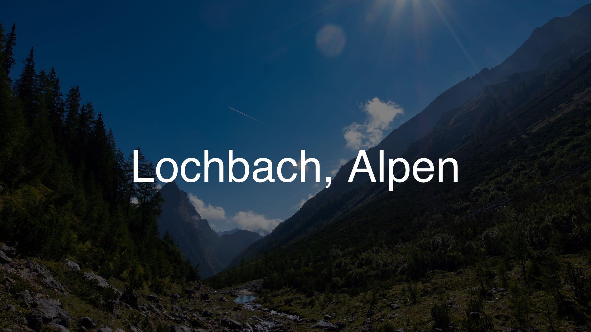 Lochbach 1920x1080 dark