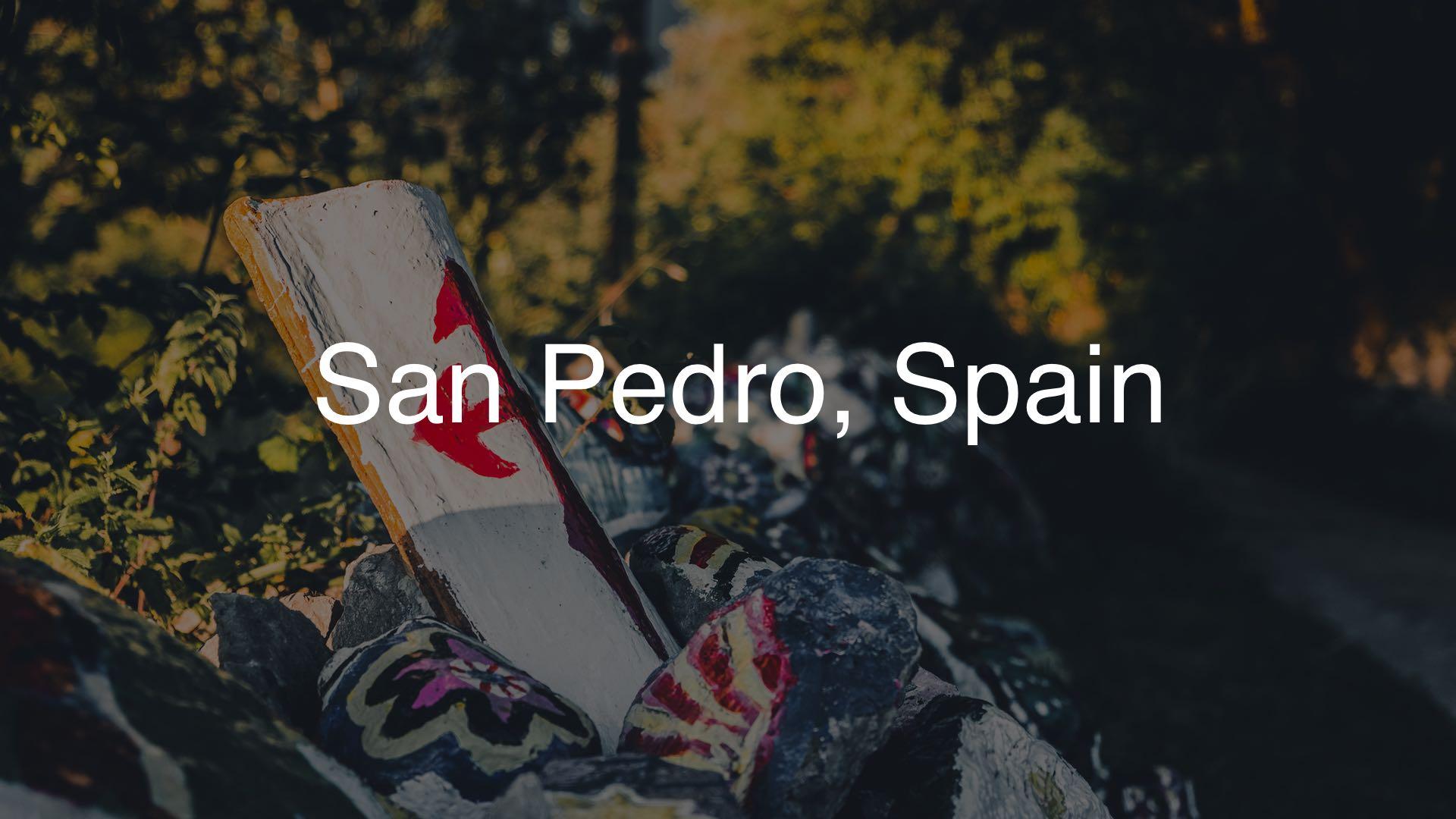 To Santiago 1920×1080 dark
